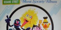 Sesame Street Music Society Album