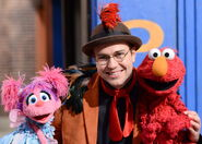 Taran killam abby elmo