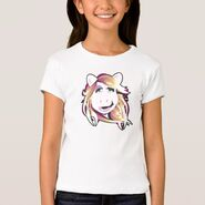 Zazzle piggy 1 pink shirt