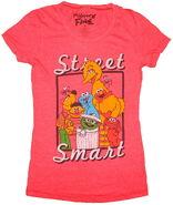 Mighty fine 2016 sesame smart t-shirt