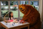 Breakfast with Bear