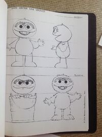 Sesame Babies Style Guide 09