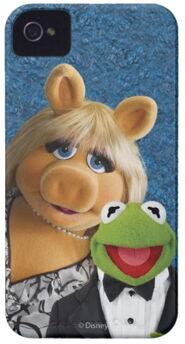 Zazzle miss piggy and kermit
