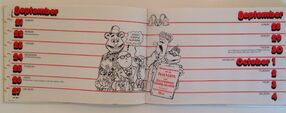 Muppet Diary 1980 - 26