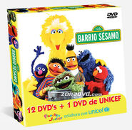 Barriosesamo dvd