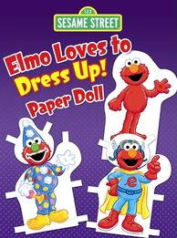 Dover elmo dress up