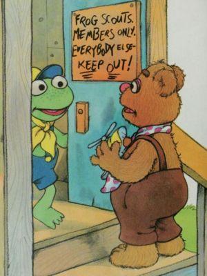 Felixthefrog