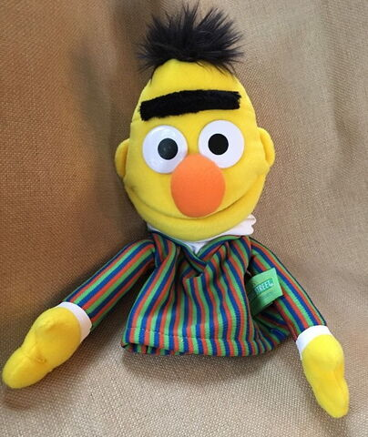 File:Fisher-price 2004 collectible hand puppet bert.jpg
