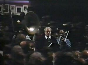 Henson memorial brass