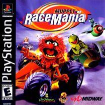 MuppetRaceMania
