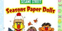 Sesame Street paper dolls (Dover)