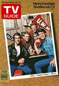 TVGUIDE Jan. 7-13, 1978