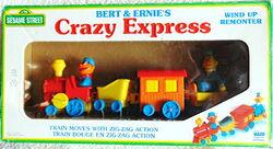 Ernie's crazy express 2