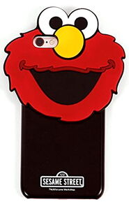 G-case elmo head