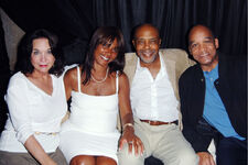 Hollywood Bowl 2010 Unidentified, Kimberley LaMarque, Roscoe Orman, Tommy Hicks