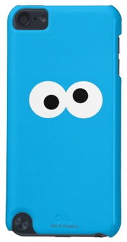 Zazzle cookie monster big face