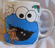 Applause 1997 christmas mug 3
