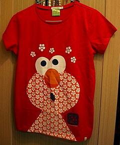 B 2009 t-shirt red el copy