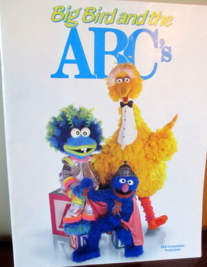 Sesame street live big bird and the abc's program 1