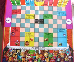 Palitoy game board