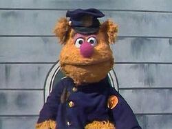 Patrol Bear