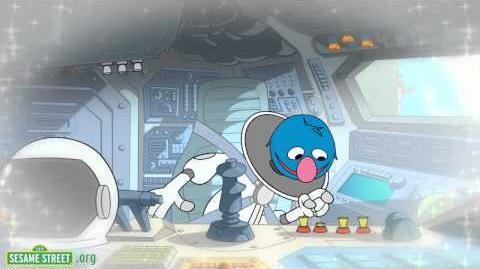 Sesame Street Astronaut Grover