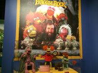 Center for Puppetry Arts - Fraggle Rock - Mokey, Red & Boober
