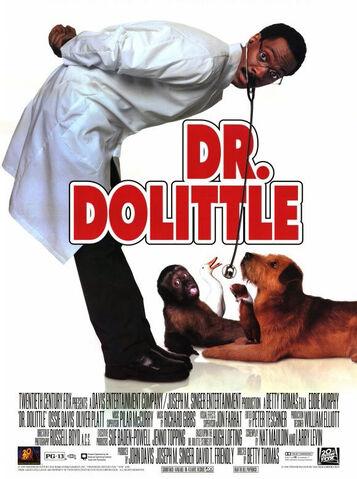 File:Dr Dolittle poster.jpg