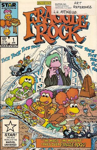 File:Fraggle comic Cover.jpg