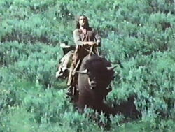 Buffalo rider forgetful jones riff