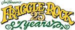 Fraggle Rock 25 Years Logo