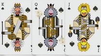 The Spare Room#Playing cards