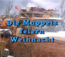Die Muppets feiern Weihnacht