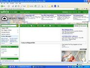 Wiki mainpage error ie 4