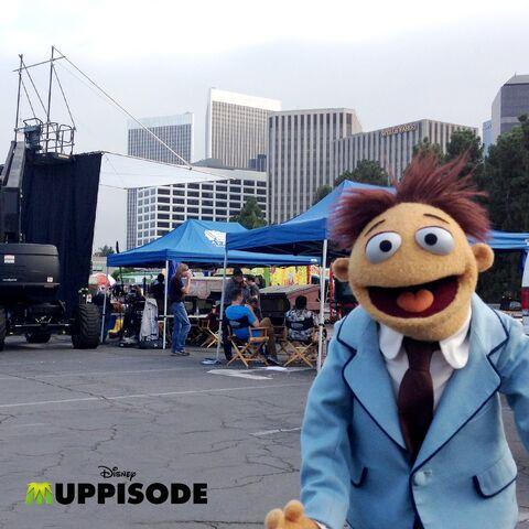 File:Muppisode-Walter&MuppeteersOnBreak-(2013).jpg