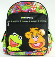 Pack pact 2012 muppets backpack kermit fozzie 1