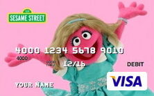 Sesame debit cards 43 prairie dawn