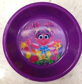 Jay franco 2011 crayon abby bowl