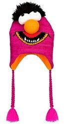 Animal knit hat disney
