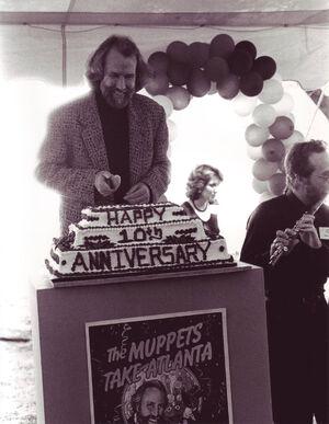 Jim Henson The Muppets Take Atlanta