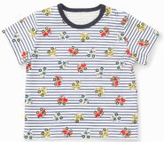 Mono comme ca fille 2013 japan baby shirt