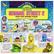 The Official Sesame Street 2 Book-and-Record Album