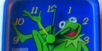 Muppet clocks (Casio)