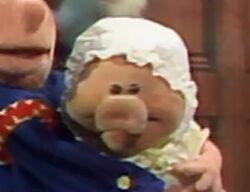 Pig baby