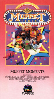 Muppet Moments (video)