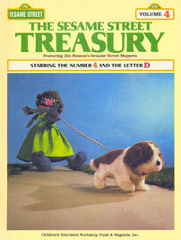 The Sesame Street Treasury Volume 4