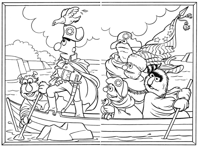 File:Washington Crossing the Delaware - Museum of Monster Art.png