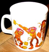 Animalkilnkraft mug