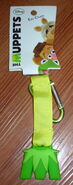 Hanover accessories muppets logo keychain
