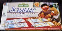 Sesame Street Scrabble